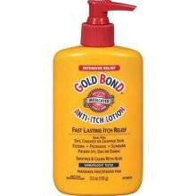 Gold Bond Medicated Anti-Itch Lotion 5.5 oz for Skin Care by Chattem | Medical Supplies