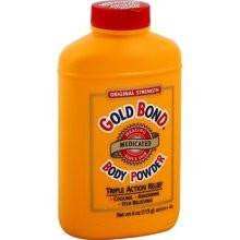 Gold Bond Medicated Body Powder 4 oz