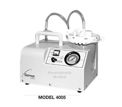 Buy Gomco 405 Suction Machine Aspirator with 1100mL Disposable Canister with Coupon Code from Allied Healthcare Sale - Mountainside Medical Equipment