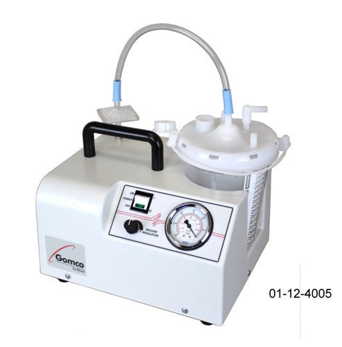 Buy Gomco 405 Suction Machine Aspirator with 1100mL Disposable Canister by Allied Healthcare | SDVOSB - Mountainside Medical Equipment