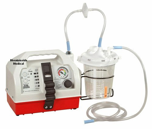 Buy Gomco OptiVac Portable Suction Machine Aspirator G180 online used to treat Suction Machines - Medical Conditions