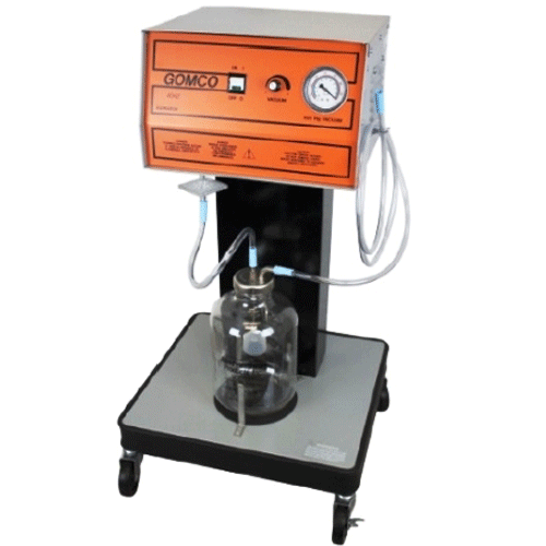 Gomco 3040 Mobile Suction Aspirator Machine - Suction Machines - Mountainside Medical Equipment