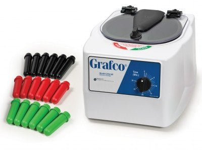 Grafco Fixed Angle Laboratory Centrifuge with 6-Place