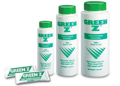 Green Z Fluid Solidifier Shaker Bottle 15 oz for Spill Kits by Safetec | Medical Supplies
