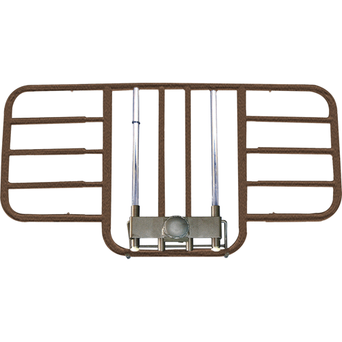 Drive Medical Half Length Bed Rail with Adjustable Width - Hospital Beds - Mountainside Medical Equipment