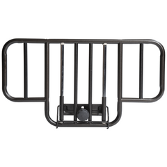 Drive Medical Half-Length Side Bed Rails, No-Gap Style for Hospital Beds by Drive Medical | Medical Supplies