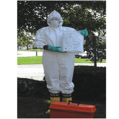 Buy Hazmat Protective Clothing Suit Pack by RMC Medical | SDVOSB - Mountainside Medical Equipment