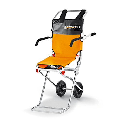 Emergency Evacuation Transport Chair - Transport Wheelchairs - Mountainside Medical Equipment