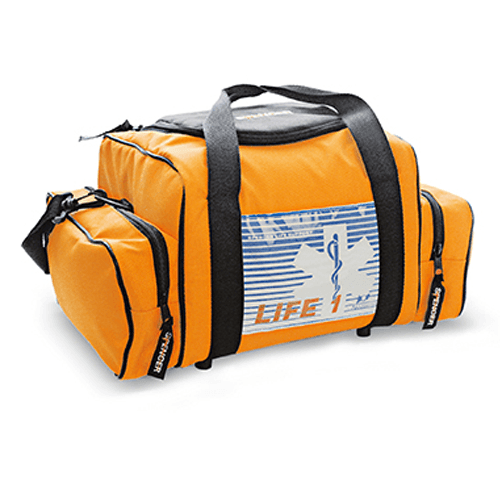 Buy Life Emergency Supplies Duffle Bag by n/a from a SDVOSB | First Aid Supplies