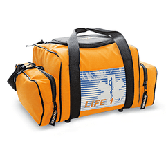 Buy Life Emergency Supplies Duffle Bag online used to treat First Aid Supplies - Medical Conditions
