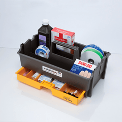 Buy Blood Collection Supplies Carrying Caddy with Drawer online used to treat First Aid Supplies - Medical Conditions