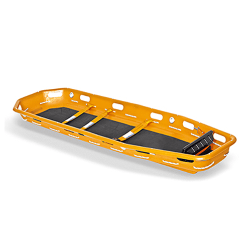 Shatter-Resistant Basket Stretcher Shell, Orange - Emergency Responders - Mountainside Medical Equipment