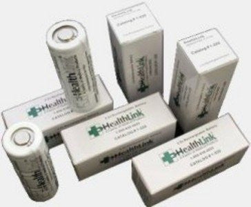 2.5 V NiCad Rechargeable Battery