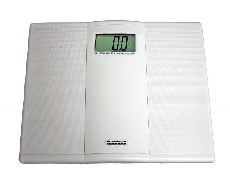 Digital Bathroom Floor Scale for Scales by Health-O-Meter | Medical Supplies