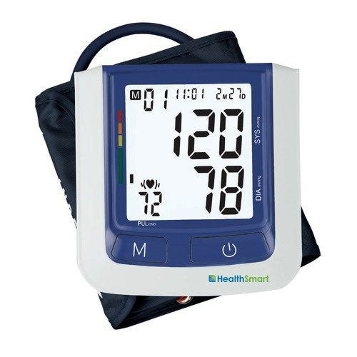 HealthSmart Talking Automatic Arm Digital Blood Pressure Monitor