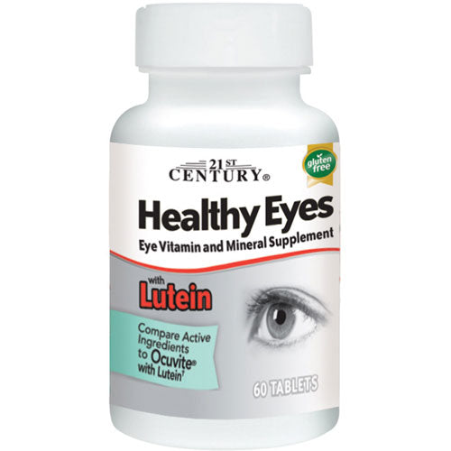 Buy Healthy Eyes Vitamins and Minerals with Lutein online used to treat Eye Vitamins - Medical Conditions