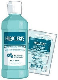 Buy Hibiclens Chlorhexidine Gluconate Skin Antimicrobial 8 oz by Mölnlycke Health Care online | Mountainside Medical Equipment