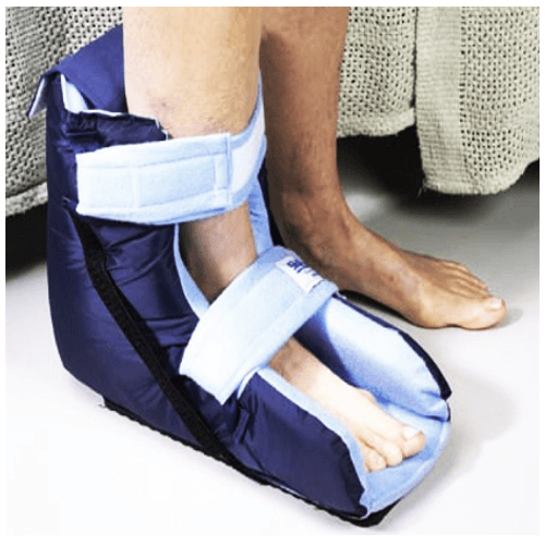 Heel Float Walker Boot - Heel Protectors - Mountainside Medical Equipment
