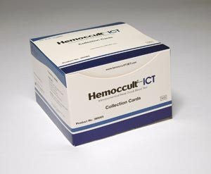 Hemoccult ICT Patient Collection Screening Kit 40/Box - Fecal Occult Stool Tests - Mountainside Medical Equipment