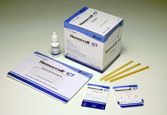 Buy Hemoccult ICT 2-Day Patient Screening Kit - 50 Tests online used to treat Fecal Occult Stool Tests - Medical Conditions