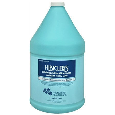 Hibiclens Antiseptic Skin Cleanser Gallon Container