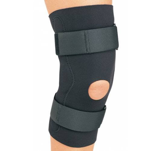 Hinged Air Donjoy Knee Brace - Knee Braces - Mountainside Medical Equipment
