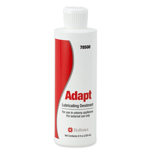 Hollister Adapt Ostomy Pouch Lubricating Deodorant - Ostomy Supplies - Mountainside Medical Equipment