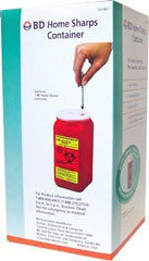 Buy Home Sharps Container 1.4 Quart by BD | SDVOSB - Mountainside Medical Equipment