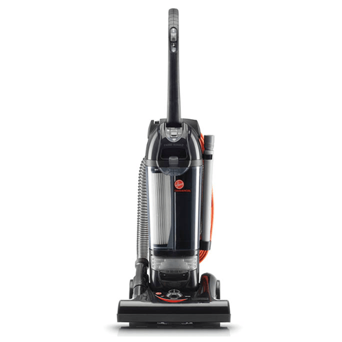 Hoover HUSH Twin Chamber Vacuum with HEPA Filtration, 35' Cord