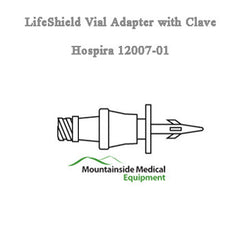 Buy Hospira LifeShield Vial Adapter with Clave, 50/Case by Hospira from a SDVOSB | Vial Adapter
