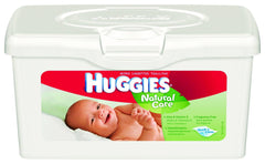 Buy Huggies Natural Care Wipes used for Wet & Dry Wipes by Kimberly Clark