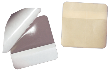 Pro Advantage Hydrocolloid Dressings 4 x 4.25 - Hydrocolloids - Mountainside Medical Equipment