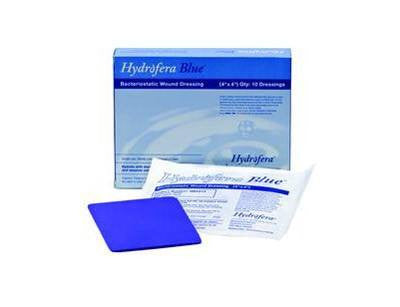 Buy Hydrofera Blue Bacteriostatic Foam Dressing without Border online used to treat Foam Dressings - Medical Conditions
