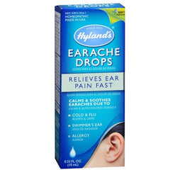 Buy Hyland's Earache Drops 10 ml online used to treat Ear Supplies - Medical Conditions