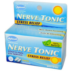 Hyland's Nerve Tonic for Hypertension by Hyland's Homeopathic | Medical Supplies