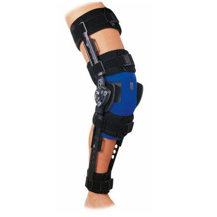 Buy Donjoy Ice ROM Knee Brace online used to treat Knee Braces - Medical Conditions