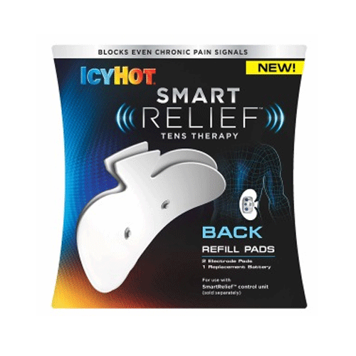 Buy Icy Hot Smart Relief Tens Unit Refill Kit online used to treat Tens Units, Stimulators - Medical Conditions