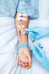 Buy IV Fluid Solution Bags for IV Therapy by B Braun | SDVOSB - Mountainside Medical Equipment