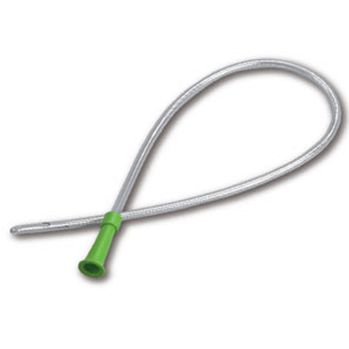 "PVC Intermittent Urethral Male Catheter 16"" Length - Intermittent Male Catheter - Mountainside Medical Equipment"