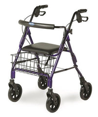 Invacare Rollator with Rear Locking Brakes for Rollators and Walkers by Invacare | Medical Supplies