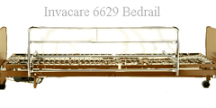 Buy Replacement Full-Length Hospital-Style Bed Rails, 1-Pair by Invacare wholesale bulk | Parts