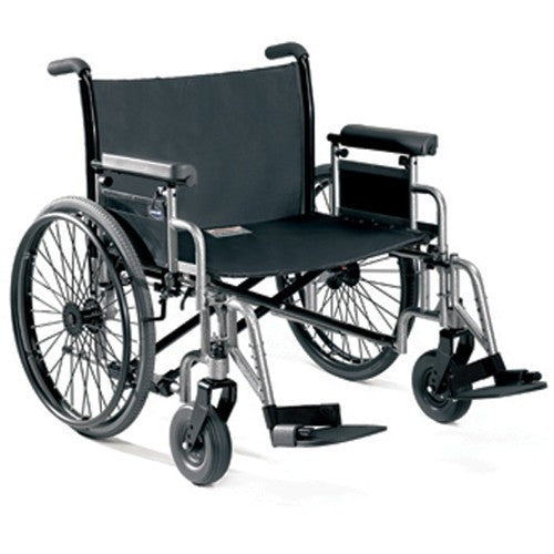Buy Invacare 9000 Topaz Bariatric Wheelchair by Invacare | Bariatric Supplies