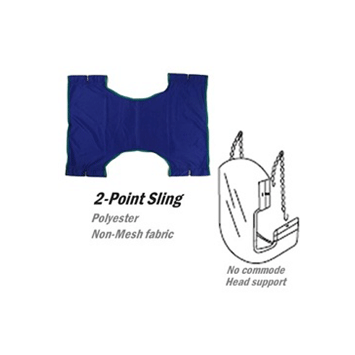 Invacare Standard Sling - Patient Lift Sling - Mountainside Medical Equipment
