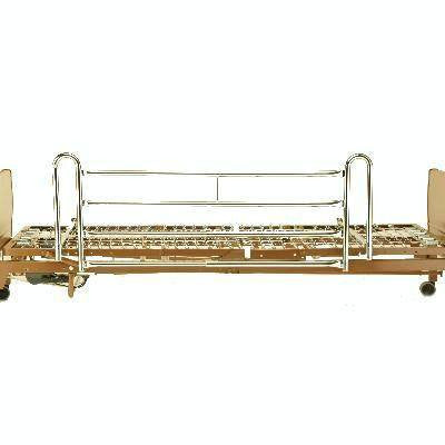 Buy Deluxe Full-Length Invacare Bed Rail used for Parts by Invacare