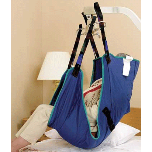 Reliant Full Body Sling - Patient Lifts & Slings - Mountainside Medical Equipment