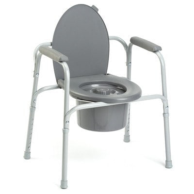 Buy Invacare I-Class All-In-One Commode by Invacare from a SDVOSB | Commodes