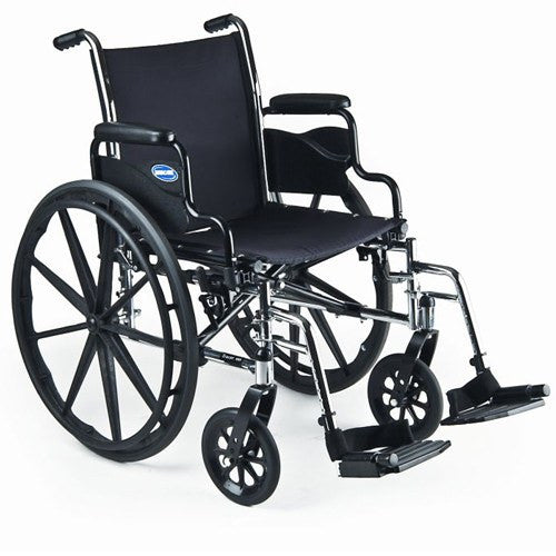 Invacare SX5 Wheelchair - Wheelchairs - Mountainside Medical Equipment