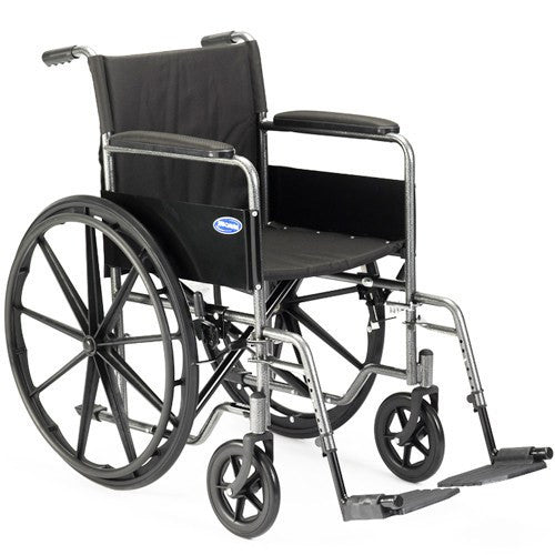 Buy Invacare Veranda Wheelchair 18 x16 by Invacare online | Mountainside Medical Equipment