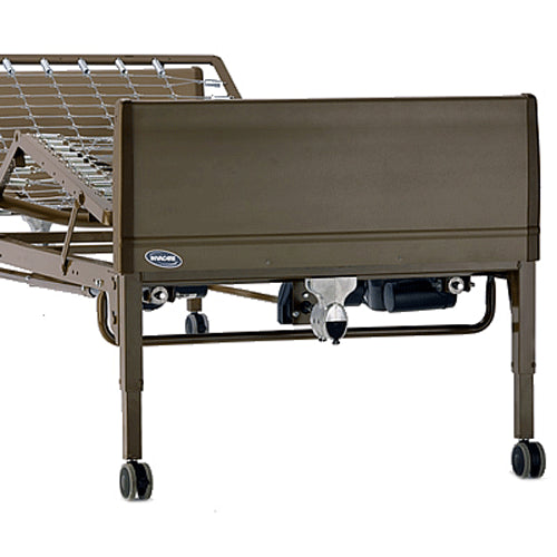 Buy Full Electric Hospital Bed Package Deal by Invacare from a SDVOSB | Hospital Beds