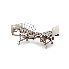 Buy Bariatric Full Electric Hospital Bed Package 750 Capacity by Invacare from a SDVOSB | Hospital Beds